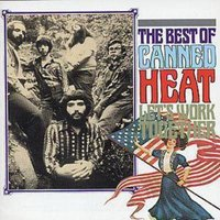 Canned Heat Lets Work Together the Best of Canned Heat Used CD at Music Magpie Image