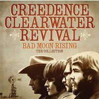 Creedence Clearwater Revival Bad Moon Rising the Collection Used CD at Music Magpie Image