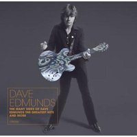 Dave Edmunds Many Sides of Dave Edmunds the the Greatest Hits Used CD at Music Magpie Image