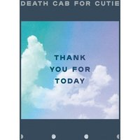 Death Cab for Cutie Thank You for Today Used CD at Music Magpie Image