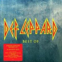 Def Leppard Best of Limited Edition Used CD at Music Magpie Image