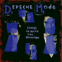 Depeche Mode Songs of Faith and Devotion Used CD at Music Magpie Image