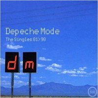 Depeche Mode the Singles 81>98 Used CD at Music Magpie Image