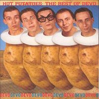 Devo Hot Potatoes the Best of Devo Used CD at Music Magpie Image