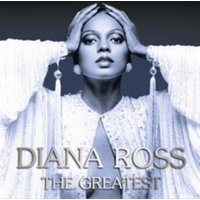 Diana Ross the Greatest Used CD at Music Magpie Image
