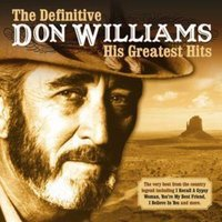 Don Williams Definitive Don Williams the His Greatest Hits Used CD at Music Magpie Image
