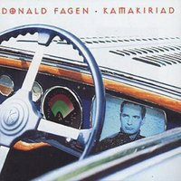 Donald Fagen Kamakiriad Used CD at Music Magpie Image