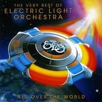 Electric Light Orchestra All Over the World the Very Best of Electric at Music Magpie Image