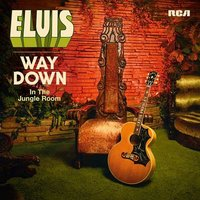 Elvis Presley Way down in the Jungle Room Used CD at Music Magpie Image