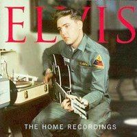 Elvis Presley the Home Recordings Used CD at Music Magpie Image