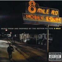 Eminem Music from and Inspired by the Motion Picture 8 Mile Used CD at Music Magpie Image
