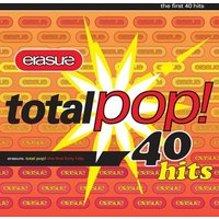 Erasure Total Pop - the First 40 Hits Used CD at Music Magpie Image