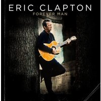 Eric Clapton Forever Man Used CD at Music Magpie Image