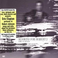 Eric Clapton Sessions for Robert J Cd/dvd Digipak Used CD at Music Magpie Image