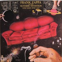 Frank Zappa & the Mothers of Invention One Size Fits All Used CD at Music Magpie Image