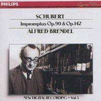 Franz Schubert Impromptus - Schubert Used CD at Music Magpie Image