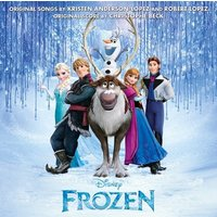 Frozen Used CD at Music Magpie Image
