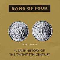 Gang of Four a Brief History of 20th Century Used CD at Music Magpie Image