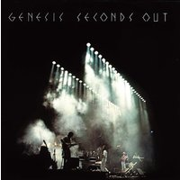 Genesis Seconds Out Used CD at Music Magpie Image