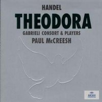 George Frideric Handel Theodora Used CD at Music Magpie Image