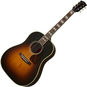 Gibson 1942 Banner Southern Jumbo Vintage Sunburst at Gear 4 Music Image