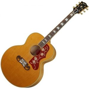 Gibson 1957 SJ-200 Vintage Sunburst at Gear 4 Music Image