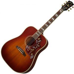 Gibson 1960 Hummingbird Heritage Cherry Sunburst at Gear 4 Music Image