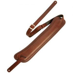 Gibson Modern Vintage Guitar Strap Heritage Cherry at Gear 4 Music Image