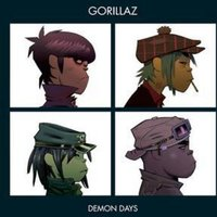 Gorillaz Demon Days Used CD at Music Magpie Image