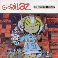 Gorillaz G-Sides Used CD at Music Magpie Image