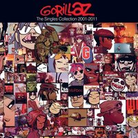 Gorillaz the Singles Collection 2001-2011 Used CD at Music Magpie Image