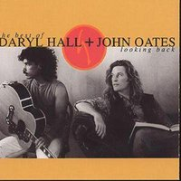 Hall & Oates Looking Back the Best of Daryl Hall + John Oates Used CD at Music Magpie Image