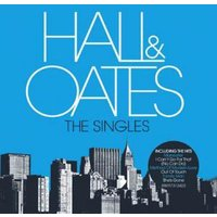 Hall & Oates the Singles Used CD at Music Magpie Image
