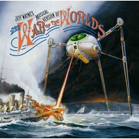 Jeff Wayne Jeff Waynes Musical Version of the War of the Worlds Used at Music Magpie Image