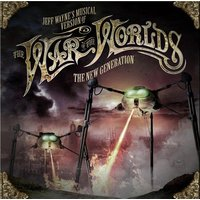 Jeff Wayne Jeff Waynes Musical Version of the War of the Worlds the at Music Magpie Image
