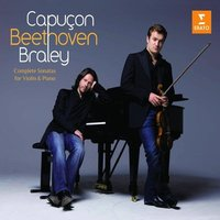 Ludwig Van Beethoven Capucon/beethoven/braley Complete Sonatas for at Music Magpie Image