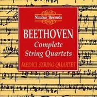 Ludwig Van Beethoven String Quartets Cpte Used CD at Music Magpie Image