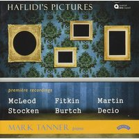 Mark Tanner Haflidis Pictures Contemporay Piano Works Used CD at Music Magpie Image