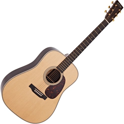 Martin D-28 Modern Deluxe VTS Top at Gear 4 Music Image