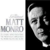 Matt Monro the Greatest Used CD at Music Magpie Image