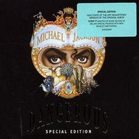 Michael Jackson Dangerous Used CD at Music Magpie Image