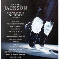 Michael Jackson History Used CD at Music Magpie Image