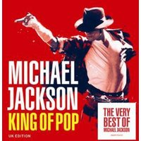 Michael Jackson King of Pop Used CD at Music Magpie Image