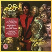 Michael Jackson Thriller Zombie Cover Used CD at Music Magpie Image