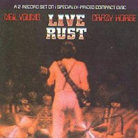 Neil Young Live Rust Used CD at Music Magpie Image
