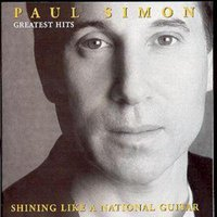 Paul Simon Greatest Hits Shining like a National Guitar Used CD at Music Magpie Image