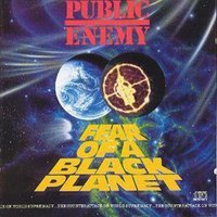 Public Enemy Fear of a Black Planet Used CD at Music Magpie Image
