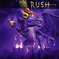 Rush Live in Rio Used CD at Music Magpie Image