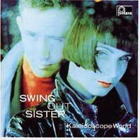 Swing Out Sister Kaleidoscope World Used CD at Music Magpie Image