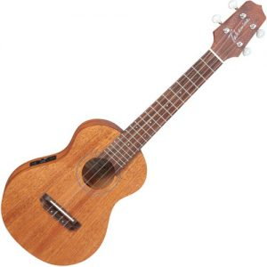 Takamine EGU-C1 Electro Acoustic Concert Ukulele Natural at Gear 4 Music Image
